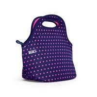 Фото Термосумка BUILT Gourmet Getaway Lunch Tote Mini Dot Navy LB31-MNV