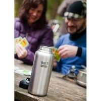 Фото  Фляга Klean Kanteen Wide Brushed Stainless 1182 мл 1000749