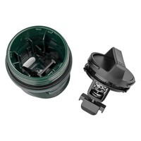 Фото Термокружка Stanley Classic Trigger-action Hammertone Green 0,35 л 6939236348119