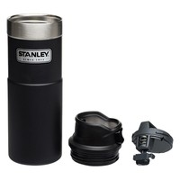 Фото Термокружка Stanley Classic Trigger-action Matte Black 0,47 л 6939236348072